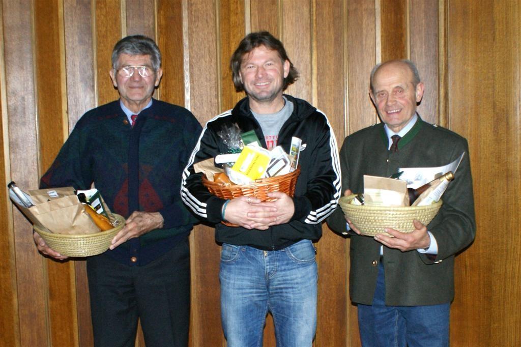 Jahreshauptversammlung 2014 - Gewinner